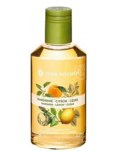 Citron Mandarine Cèdre Yves Para Rocher Mujeres BoeWCdrx
