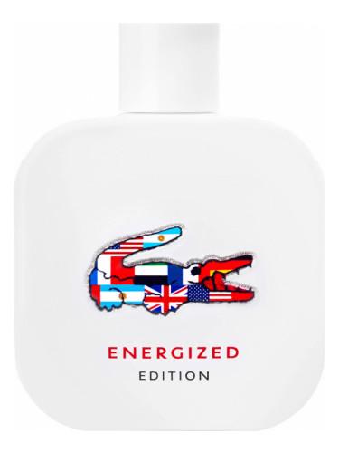 w sprzedaży hurtowej 50% zniżki odebrać Eau de Lacoste L.12.12 Energized Lacoste Fragrances for men