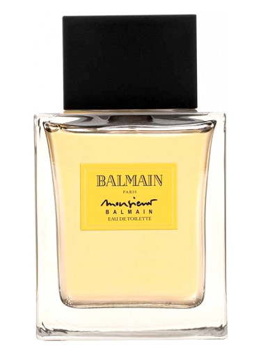 Monsieur Balmain Pierre Balmain Cologne A Fragrance For Men 1990
