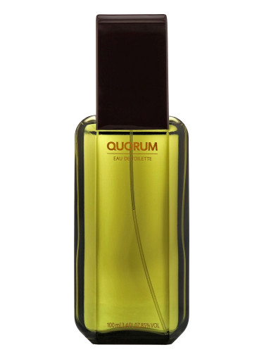 f89aa48f0 Quorum Antonio Puig cologne - a fragrance for men 1981