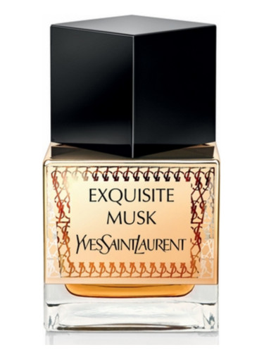 13c3cff66c6 Exquisite Musk Yves Saint Laurent perfume - a fragrance for women and men  2016