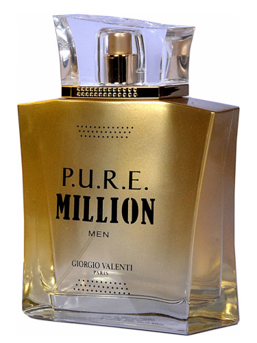 Pure Million Giorgio Valenti Colonie Un Parfum De Barbati