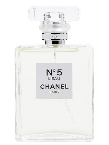 chanel no 5 l 39 eau chanel perfume a fragrance for women 2016. Black Bedroom Furniture Sets. Home Design Ideas