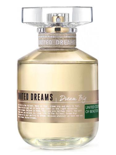 Benetton Femme Big Pour Parfum 2016 Dream Un 8nwkZ0NOPX