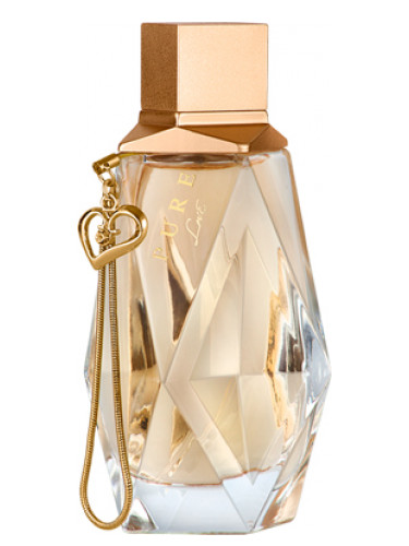 Pure Love Gold Lonkoom Parfum Perfume A Fragrance For Women 2015