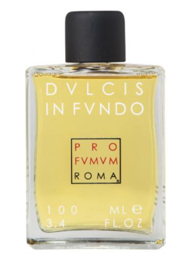 ae4b2e1b7e4 Dulcis in Fundo Profumum Roma perfume - a fragrância Compartilhável 2001