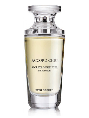 Accord Chic Yves Rocher for women