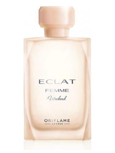 Eclat Femme Weekend Oriflame Perfume A Fragrance For Women 2015