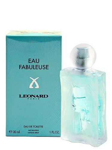 Leonard Pour Femme Fabuleuse Eau deoxCrB