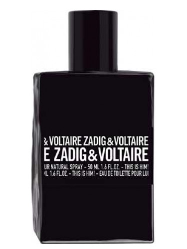 this is him zadig voltaire cologne a fragrance for men 2016