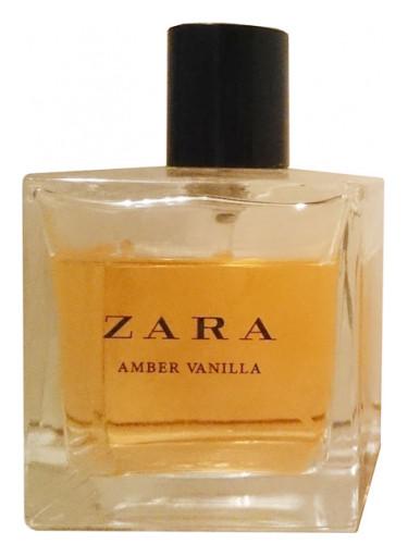 Amber Vanilla Zara Perfume A Fragrance For Women