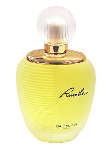 Sucio Puno Precioso  Rumba Balenciaga perfume - a fragrance for women 1989