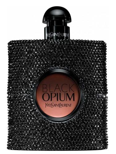 5baa56cd2d12 Black Opium Swarovski Edition Yves Saint Laurent perfumy - to ...