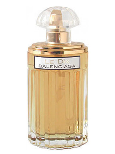 Le Balenciaga Perfume Femme Dix Pour cKuTl135FJ