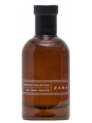 Tobacco Collection Rich Warm Addictive Zara Cologne A Fragrance