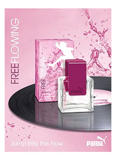 Memorizar excusa Ventilar  Flowing Free Women Puma perfume - a fragrance for women 2008