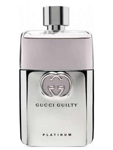 6db971117 Gucci Guilty Pour Homme Platinum Gucci cologne - a fragrance for men 2016
