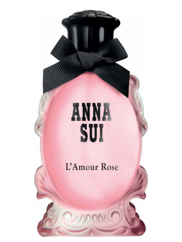 Lamour Rose Anna Sui Perfume Una Fragancia Para Mujeres 2016