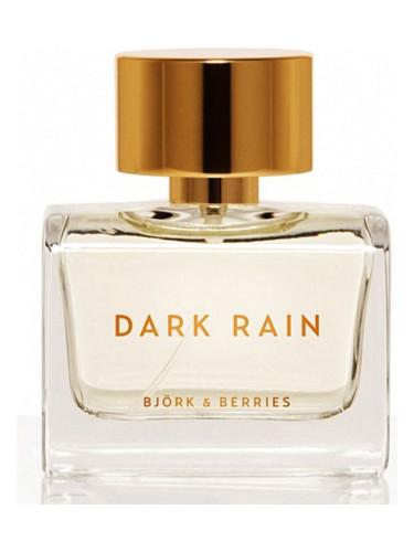 björk and berries dark rain parfym
