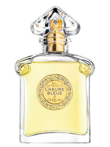 Lheure Bleue Eau De Toilette Guerlain Parfum Un Parfum Pour Femme