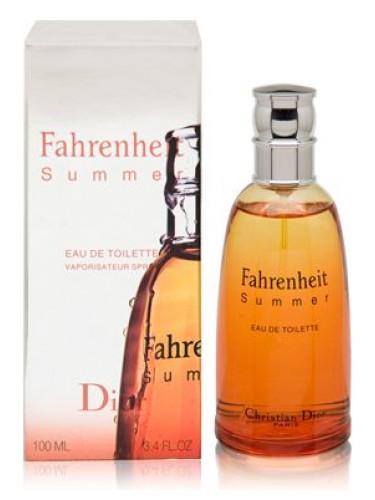 Fahrenheit Summer 2007 Christian Dior for men