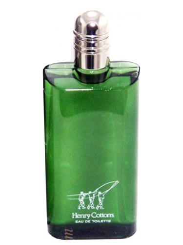 buy online 15f00 7008f In Green Henry Cotton's - una fragranza da uomo 2006