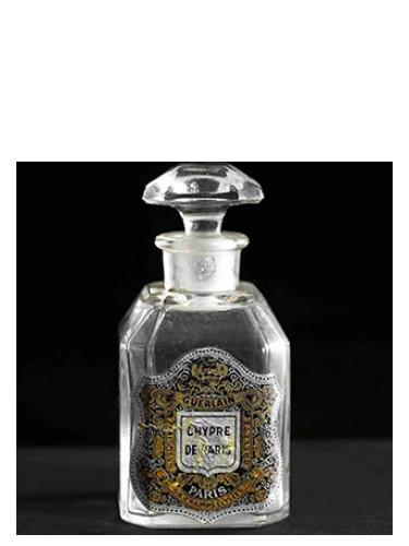 Guerlain Et Paris 1909 De Homme Chypre Pour Femme Un Parfum eCoWBdxr