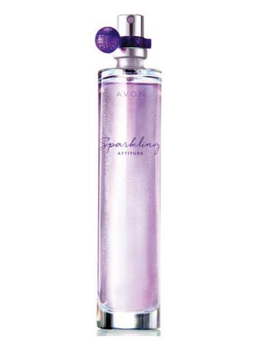 Sparkling Attitude Avon аромат аромат для женщин 2016