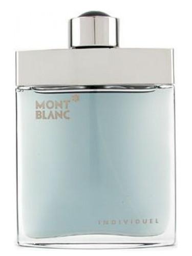 Individuel Montblanc Cologne A Fragrance For Men 2003