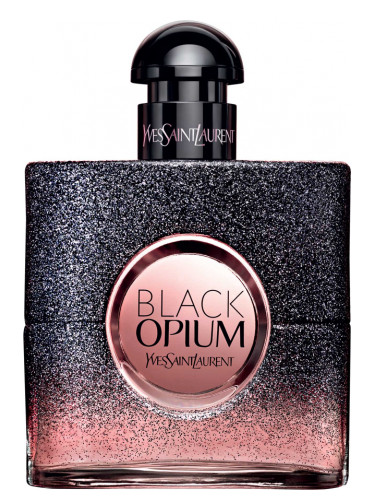 da3a1679e04 Black Opium Floral Shock Yves Saint Laurent perfume - a new fragrance for  women 2017