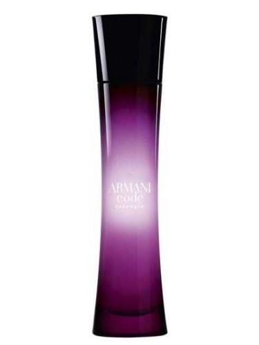 Armani Code Cashmere Giorgio Armani Perfume A New Fragrance For