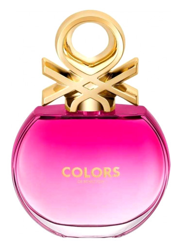 41dcf1159a7 Colors de Benetton Pink Benetton perfume - a fragrância Feminino 2016