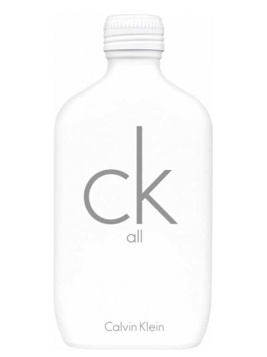 241f0b827a1f5 CK All Calvin Klein perfume - a new fragrance for women and men 2017