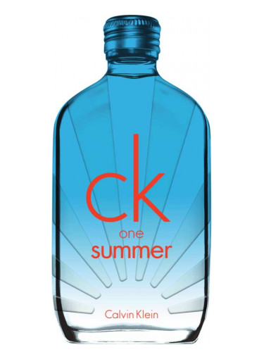 858fa052c6d13 CK One Summer 2017 Calvin Klein perfume - a new fragrance for women and men  2017