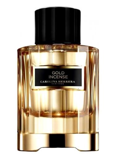 Herrera Homme Carolina Un Incense Pour Gold Parfum Nouveau LzVqSUMpG
