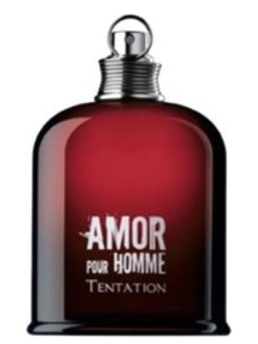 Amor Pour Homme Tentation Cacharel одеколон аромат для мужчин 2008