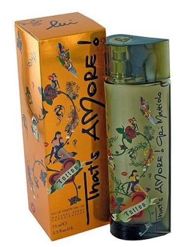 newest cfaa0 dd828 That's Amore! Tattoo Lui Gai Mattiolo - una fragranza da ...