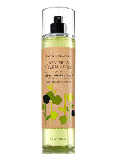 Jasmine & Green Apple Bath and Body Works 女用