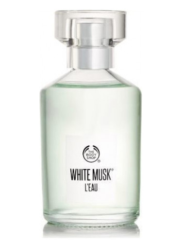 White Musk L'Eau The Body Shop perfume - a new fragrance for women and men 2017