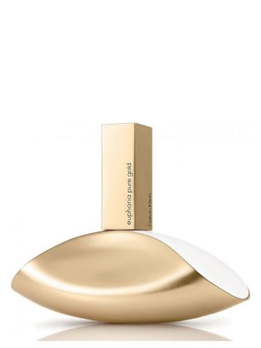 Pure Gold Euphoria Women Calvin Klein parfum un nouveau