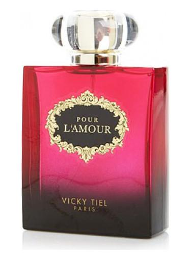 Pour Lamour Vicky Tiel Perfume Una Fragancia Para Mujeres