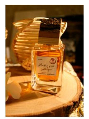 Ambre Gris Mythique Sharini Parfums Naturels Parfum Un Parfum Pour