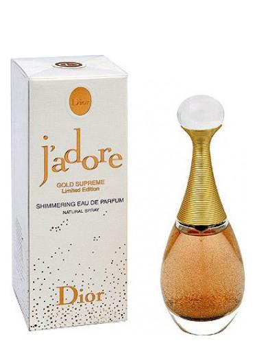 J Adore Gold Supreme (Divinement Or) Christian Dior аромат — аромат ... bcf6e96c7f91e
