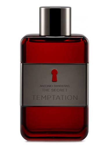 The Secret Temptation Antonio Banderas одеколон новый аромат для