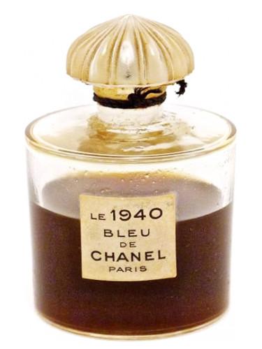 Le 1940 Bleu De Chanel Chanel Parfum Un Parfum Pour Femme 1931