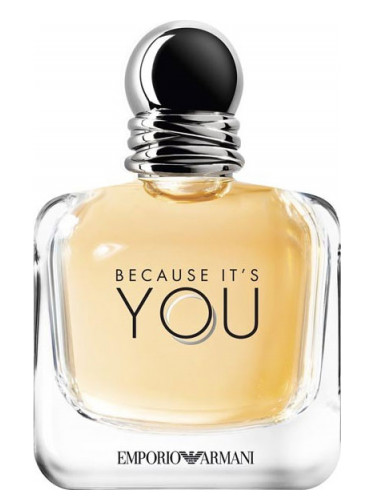 emporio armani parfum because its you