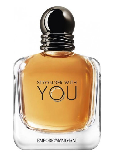 Emporio Armani Stronger With You Giorgio Armani одеколон - новий ... 64d7b556d99d9