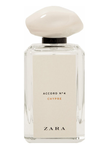 bd3fd4c022 Accord No 4 Chypre Zara perfume - a new fragrance for women 2017