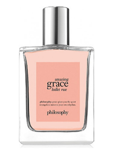 Amazing Grace Ballet Rose Philosophy Perfume A New
