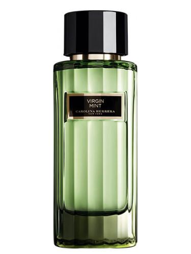 Virgin Mint Carolina Herrera perfume - a novo fragrância ... 6cee45a019